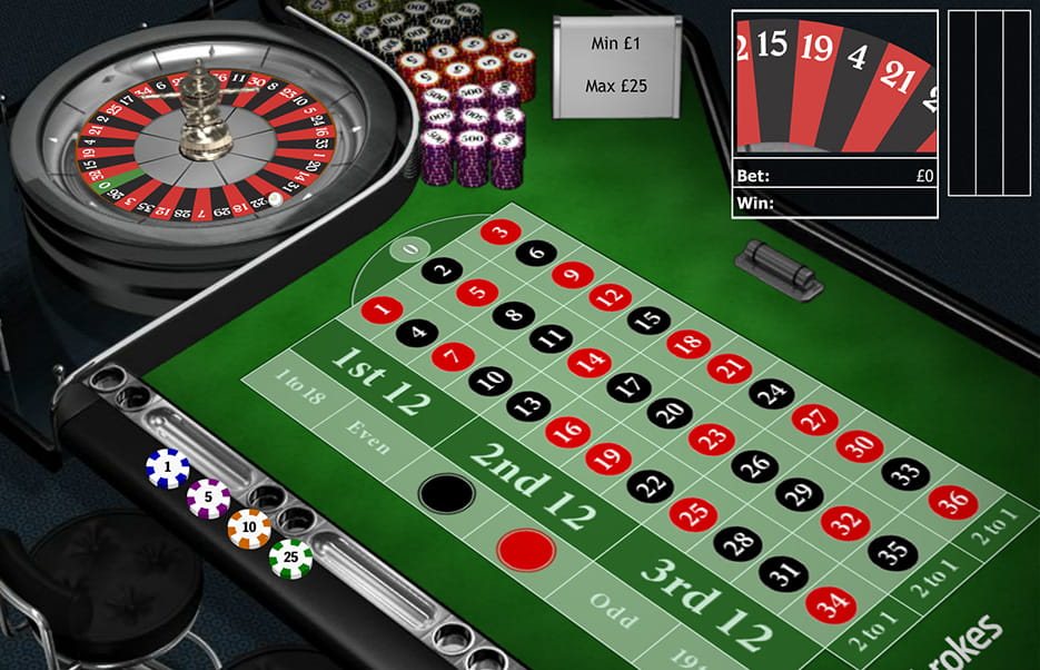 Free Roulette Games