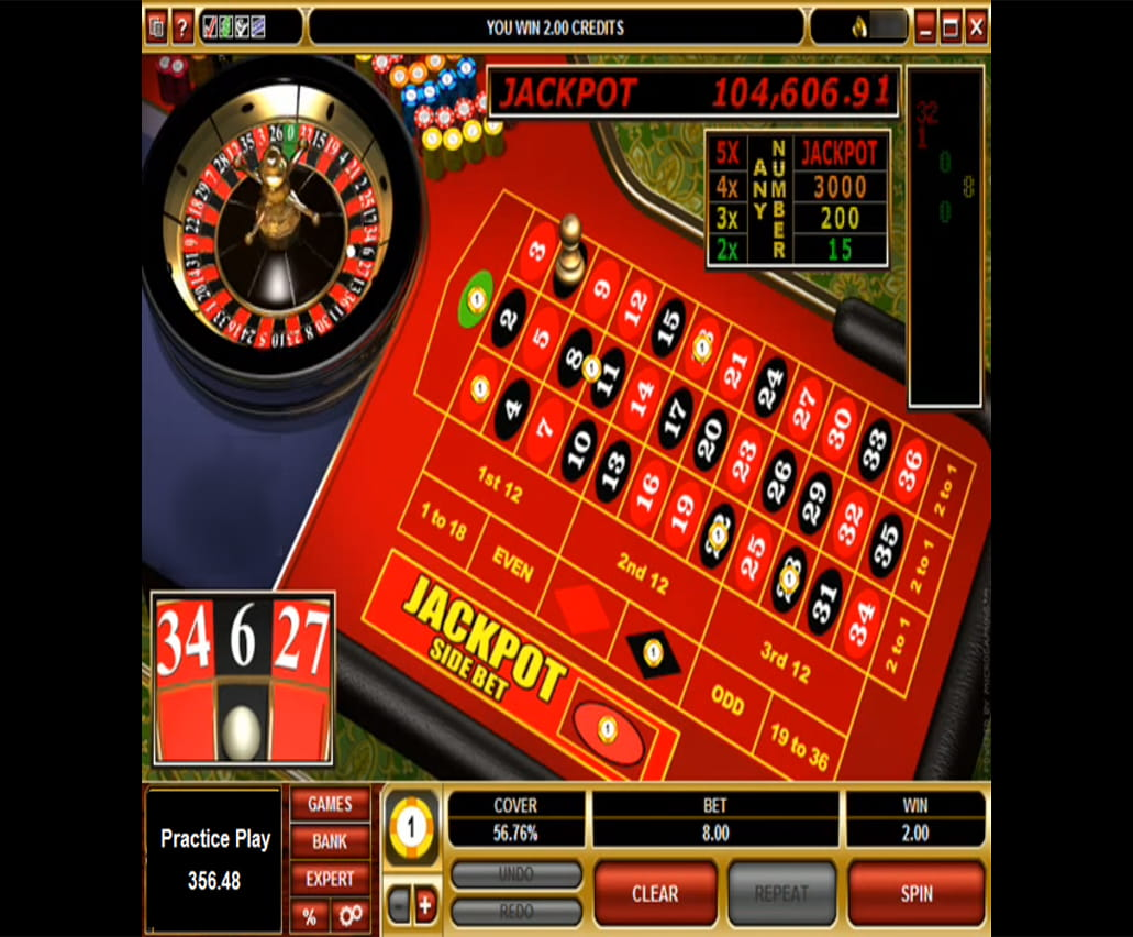 Progressiv Jackpott Vinner - Wheel of Rizk Online Casino