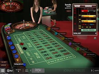 casino roulette online sizlling hot
