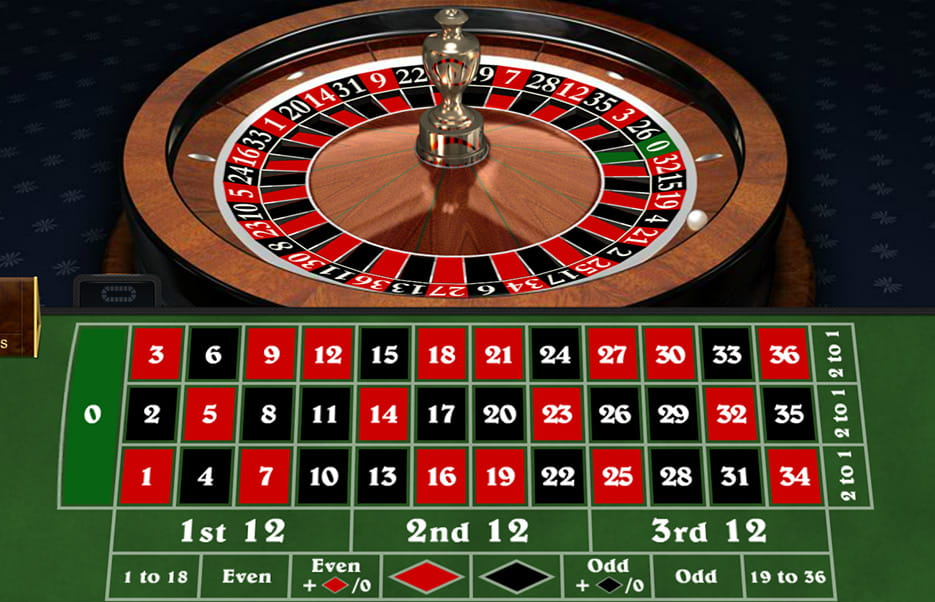 Play NewAr Roulette Online at Casino.com India