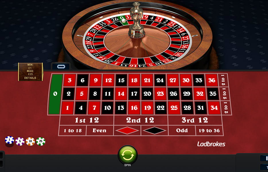 Play Online Roullette