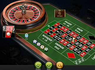 French roulette rules