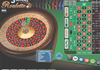 Play Multi Wheel Roulette Online at Casino.com UK