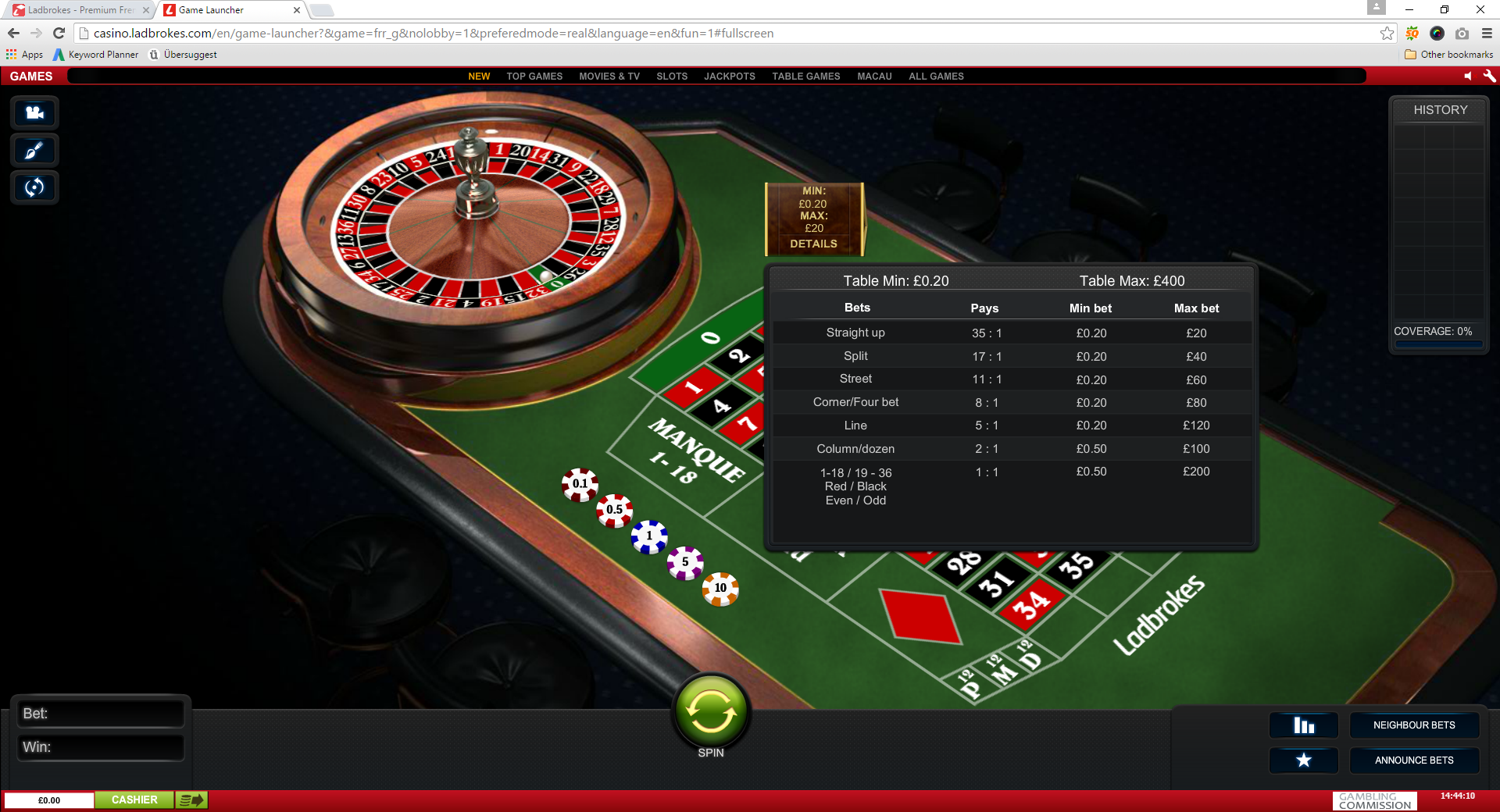 Sites de poker pago online